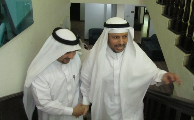 D.Alyubi, visit the College of Business