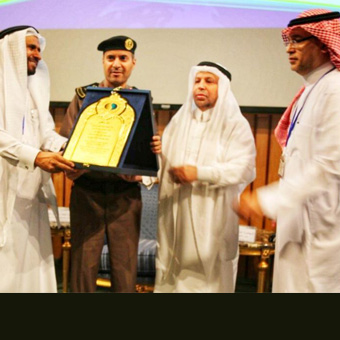 Under the auspices of HE KAU president Prof. Abdulrahman Al Youbi and the attendance of HE Makkah region Chief