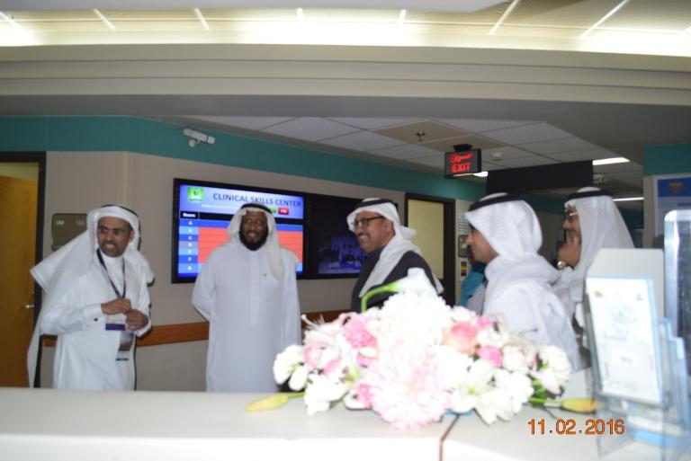 مستشفى جامعة الملك عبدالعزيز قسم الجراحة